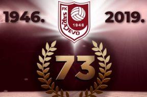 Fudbalski klub Sarajevo danas slavi 73. rođendan