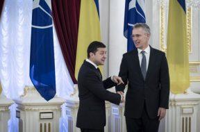 Stoltenberg pozvao Rusiju da prekine podršku militantima u istočnoj Ukrajni