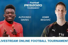 Begović i Davies spremni za meč u e-fudbalu na turniru PES2020
