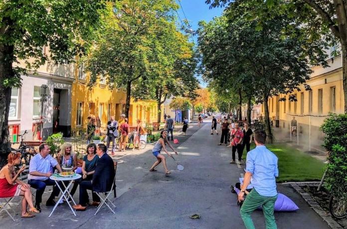 Beč: Zelene oaze građane će spasiti od ljetnih vrućina