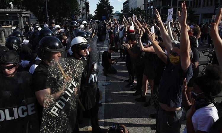 Održani najmasovniji antirasistički protesti zbog ubistva Floyda