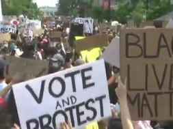 Screenshot_2020-06-07 Large demonstrations in Washington, DC anchor weekend of protests (LIVE) USA TODAY