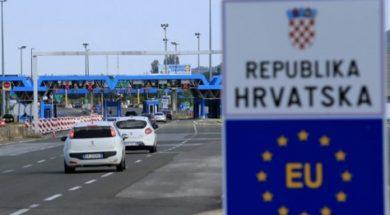 Svi koji ulaze u Hrvatsku idu u 14-dnevnu samoizolaciju, za Crnu Goru obavezan PCR test