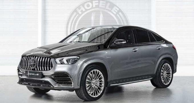 Ovako izgleda Hofeleova verzija Mercedesovog GLE Coupea