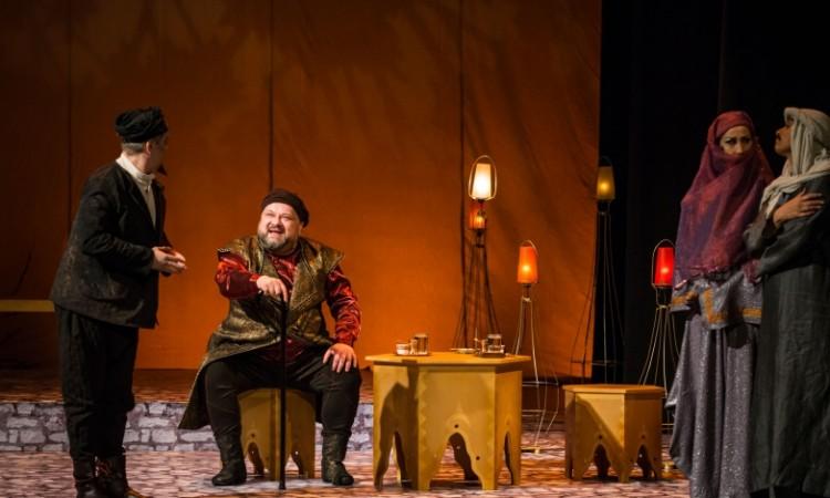 Predstava ¨Fistik¨ na sceni Narodnog pozorišta Sarajevo