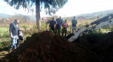 Na području Bratunca ekshumirani posmrtni ostaci dvije žrtve proteklog rata