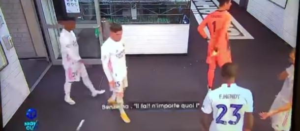 Benzema snimljen kako sabotira Realovog igrača: Meni daj loptu, on igra protiv nas