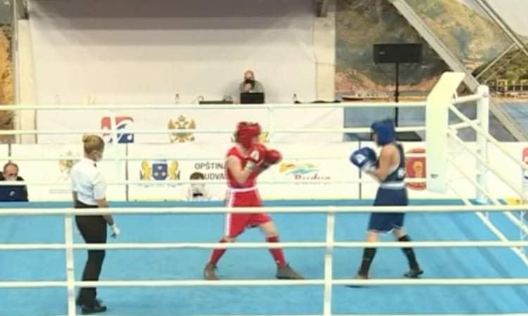 Bh. bokserka Tara Bohatjuk osigurala bronzu na juniorskom EP