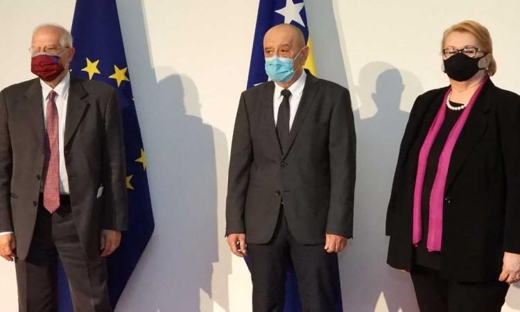 Borrell, Bevanda i Turković o evropskoj perspektivi BiH