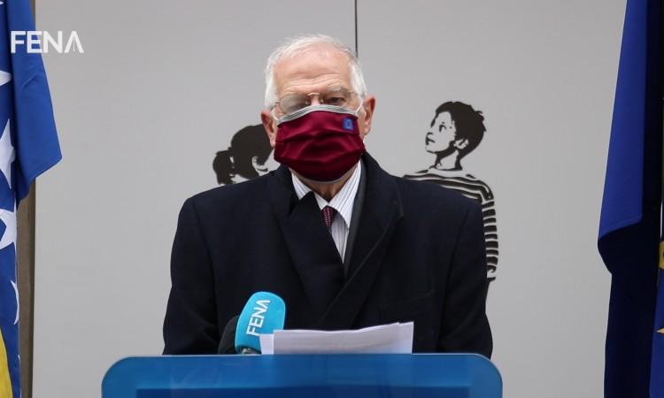 Borrell: Čast mi je uime EU odati počast svim žrtvama rata (VIDEO)