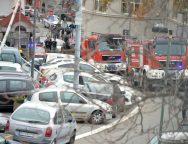Eksplozija u središtu Beograda