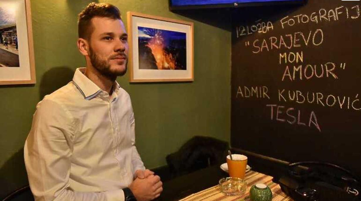 """U galeriji Cvrčak i mrav otvorena izložba """"Sarajevo mon amour"""", pokazuje ljepšu stranu grada"""