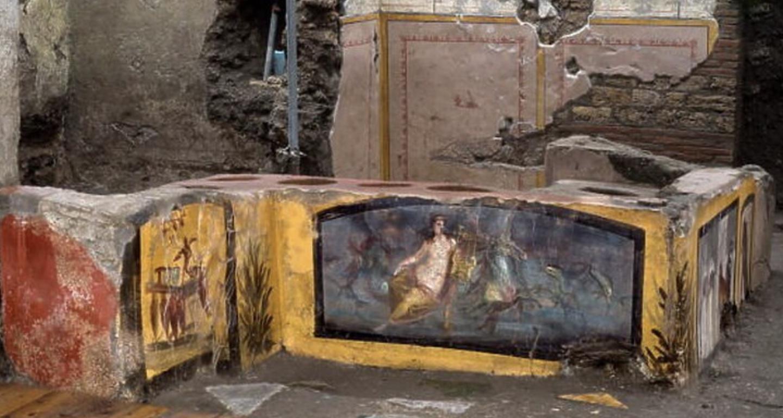 U Pompejima iskopan drevni restoran brze hrane