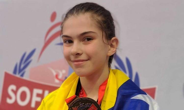 Bh. taekwondoistkinja Ada Avdagić rangirana na prvo mjesto WTE liste