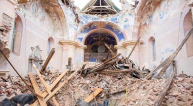 Caritas Mostar – Crkva u Banovini