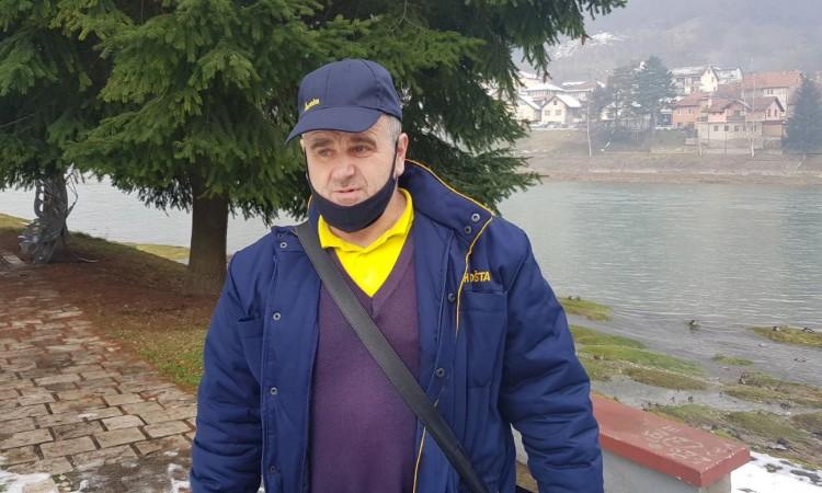 Jusufović: Posao poštara je i da ljudima učini dan ljepšim i pomogne ako zatreba