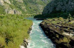 Informativni štandovi o izgradnji mini hidroelektrana na Buni