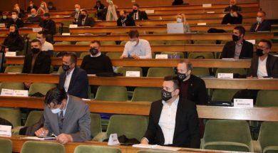 Novi saziv Gradskog vijeća Zenice izabrao stalna radna tijela i komisije