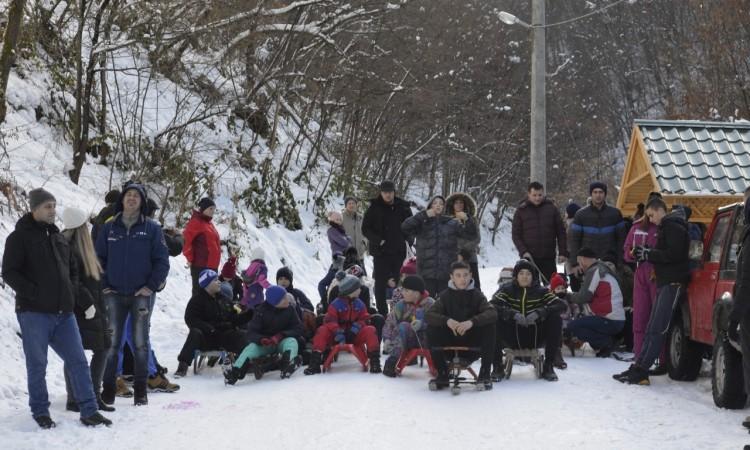 Turistička organizacija Srebrenica upriličila ¨Spust niz Guber¨
