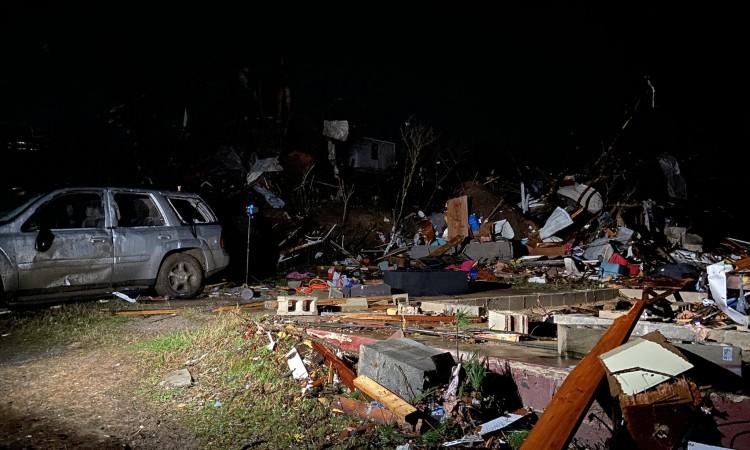 U tornadu u Alabami poginula jedna osoba, više povrijeđenih