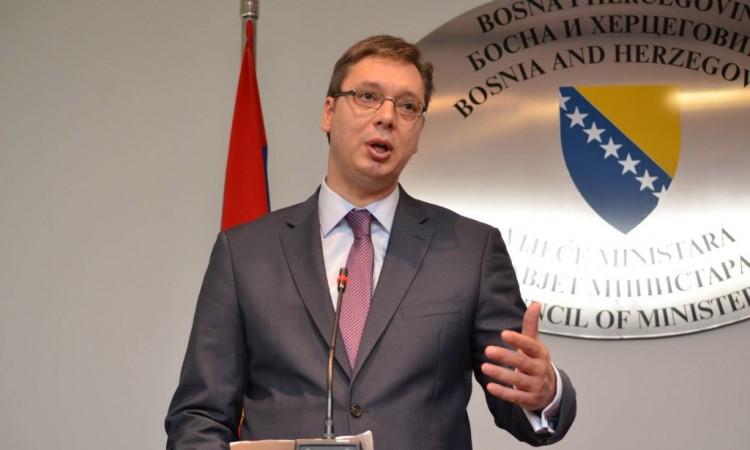 Vučić uputio pismo sućuti povodom tragedije kod Posušja