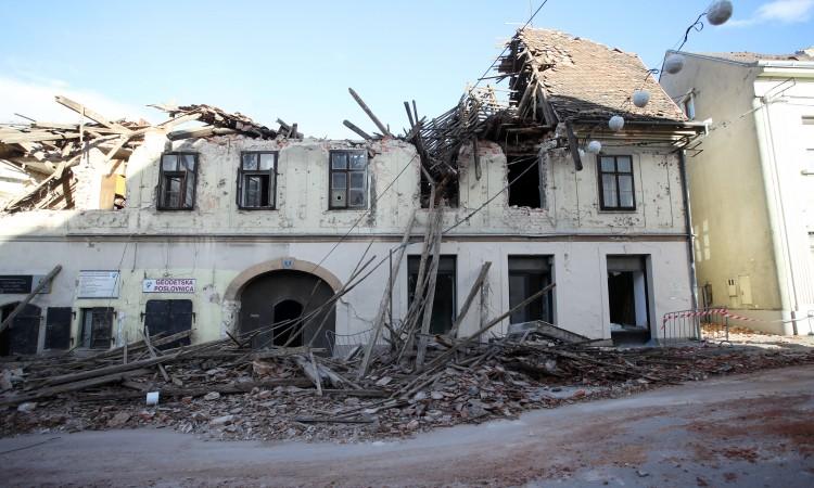 Udruga ¨Kap ljubavi¨ za stradale u potresu prikupila 34.000 maraka