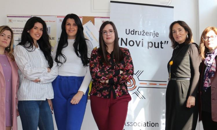 Udruženje ¨Novi put¨ dobitnik prestižne međunarodne nagrade za 2021. godinu