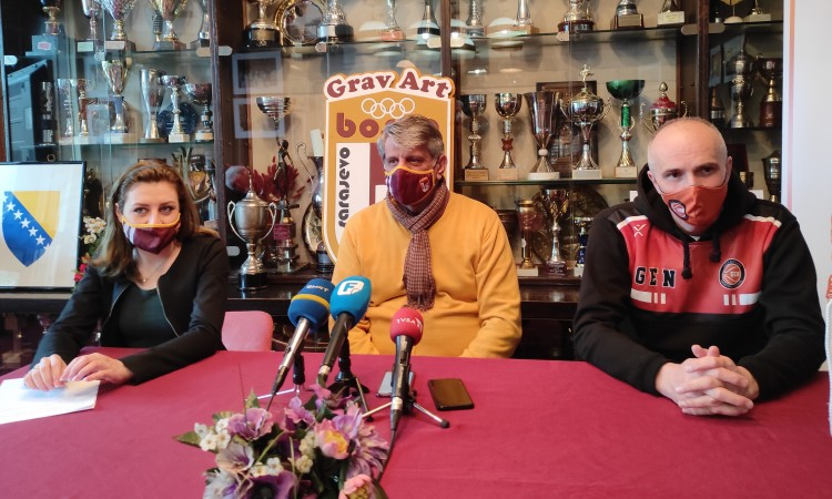 Dogovorena saradnja ¨Bosne Royal¨ i Škole košarke ¨Gen¨