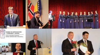Dan nezavisnosti BiH obilježen u Oslu
