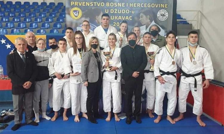 Judo klub Bosna 26. put šampion BiH