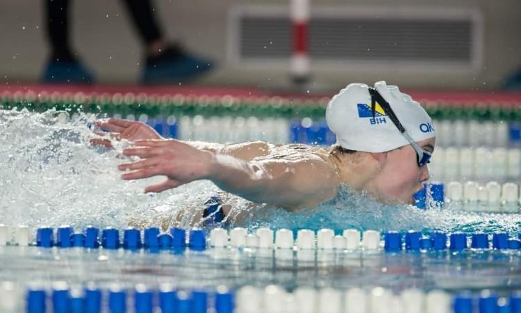 Lana Pudar isplivala najbolji rezultat u historiji bh. plivanja