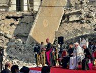 Papa završava posjetu Iraku i vraća se u Rim