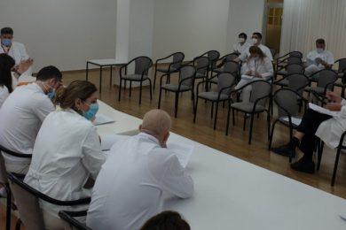 U Covid odjelu Opće bolnice na hospitalizaciji 164 pacijenta