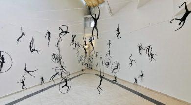 U Tuzli izložba skulptura kiparice Kristine Livančić