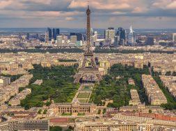 pariz panorama