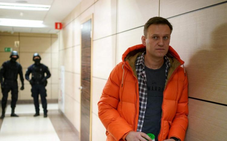 Ljekari zabrinuti zbog zdravstenog stanja Alekseja Navalnog: Može umrijeti svakog trena