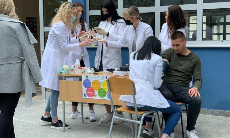 Mostarski studenti ukazali na važnost zdrave prehrane