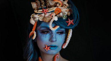 Prnjavorčanka na tijelu stvara živa umjetnička djela