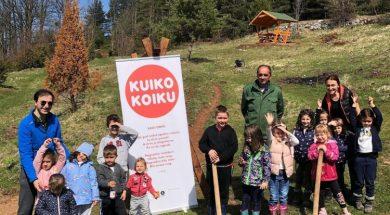 Radionica igračaka Kuiko Koiku i sarajevski mališani posadili 120 stabala