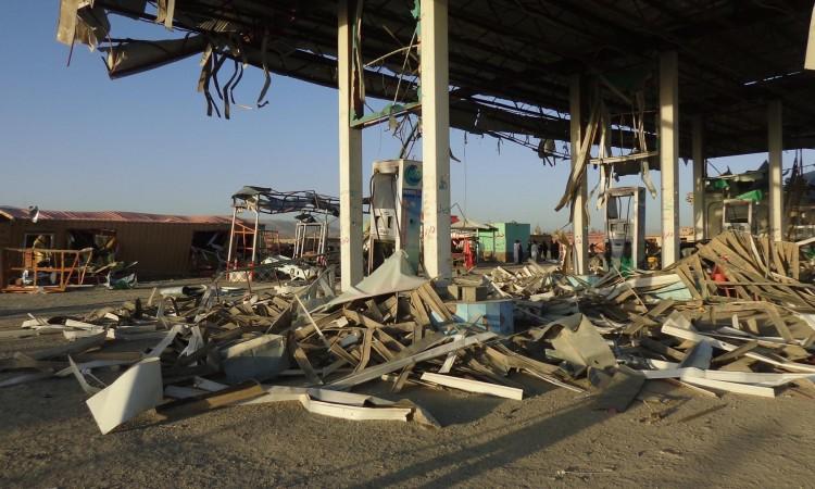 Afganistan: Desetero mrtvih u požaru na benzinskoj pumpi