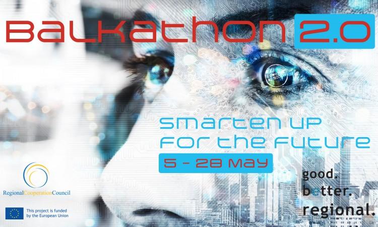 Online takmičenje za najbolja digitalna rješenja – Balkathon 2.0
