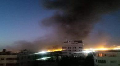 Gaza_bombardovanje_maj_2021_WAFA-Izrael i Palestina na putu ka ratu punih razmjera