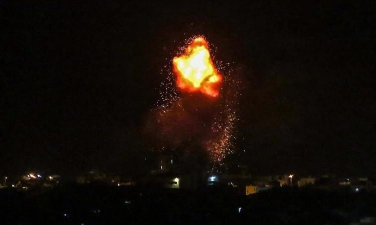 U bombardovanju Gaze poginulo 36 Palestinaca, od kojih desetero djece