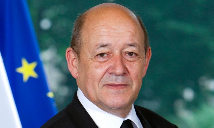 Le Drian: Francuska ostaje predana teritorijalnom integritetu i suverenitetu BiH