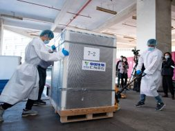 KIna_vakcine_Sinopharm_Xinhua
