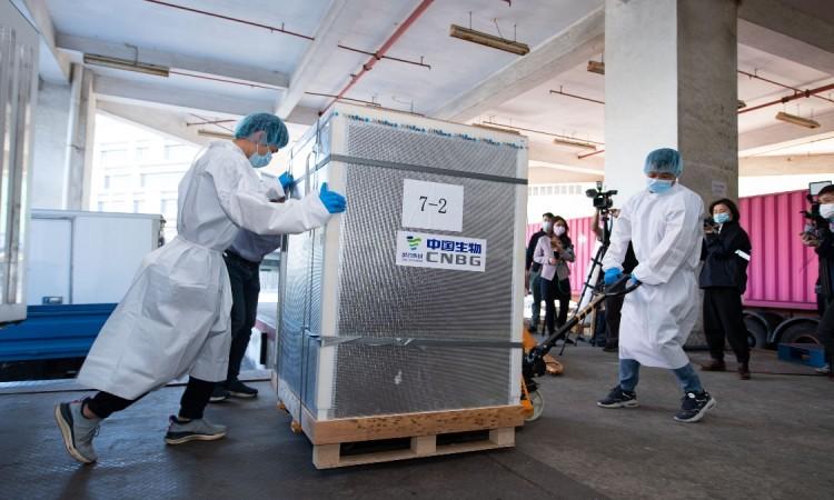 WHO odlučuje o odobrenju kineskih vakcina