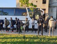 Migranti iz zgrade Doma penzionera u Bihaću izmješteni na lokalitet Lipa