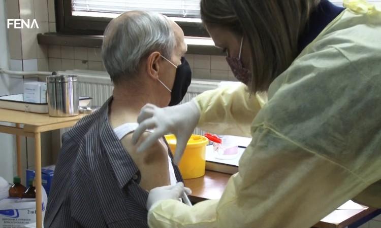 U TK dosad vakcinisano 23.365 osoba, drugu dozu primilo njih 3.726