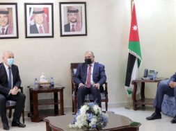 Ambasador Zeko razgovarao s predsjednikom Predstavničkog doma Parlamenta Jordana