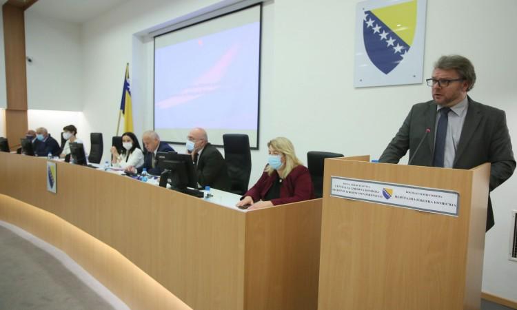 CIK predložio izmjene Izbornog zakona BiH, intervencije u svih 20 poglavlja